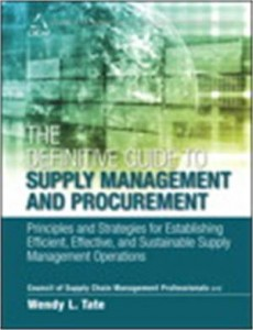 Baixar Definitive guide to supply management and pdf, epub, eBook