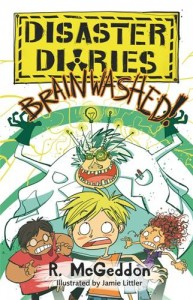 Baixar Disaster diaries: 03: brainwashed! pdf, epub, eBook