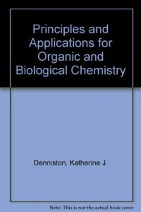 Baixar Principles and applications for organic and biolog pdf, epub, ebook
