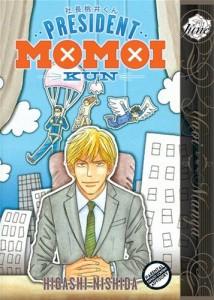 Baixar President momoi-kun pdf, epub, ebook