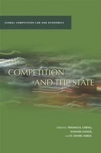 Baixar Competition and the state pdf, epub, ebook