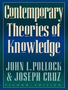 Baixar Contemporary theories of knowledge pdf, epub, ebook