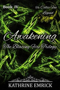 Baixar Blazing fire trilogy – awakening pdf, epub, ebook