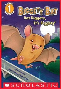 Baixar Scholastic reader level 1: biggety bat: hot pdf, epub, eBook
