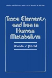 Baixar Trace elements and iron in human metabolism pdf, epub, ebook
