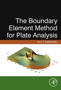 Baixar Boundary element method for plate analysis, the pdf, epub, eBook