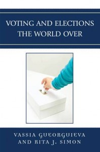 Baixar Voting and elections the world over pdf, epub, ebook