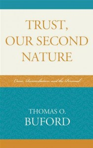 Baixar Trust, our second nature pdf, epub, ebook