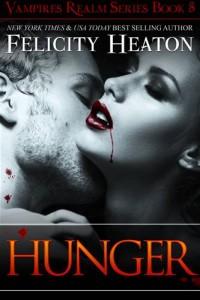 Baixar Hunger (vampires realm romance series #8) pdf, epub, eBook