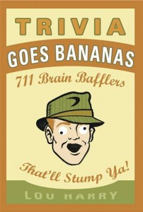 Baixar Trivia goes bananas pdf, epub, ebook