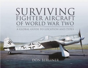 Baixar Surviving fighter aircraft of world war two pdf, epub, eBook