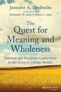 Baixar Quest for meaning and wholeness: spiritual pdf, epub, ebook