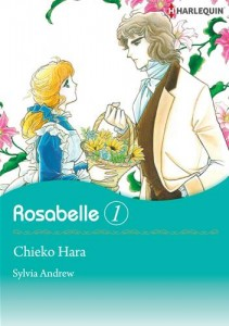 Baixar Rosabelle 1 (harlequin comics) pdf, epub, ebook