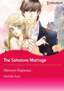 Baixar Salvatore marriage (harlequin comics), the pdf, epub, ebook