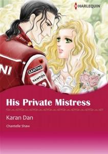 Baixar His private mistress (harlequin comics) pdf, epub, ebook