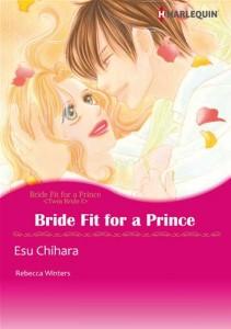 Baixar Bride fit for a prince (harlequin comics) pdf, epub, ebook
