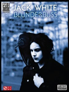 Baixar Jack white – blunderbuss (songbook) pdf, epub, ebook