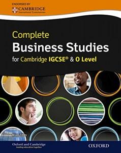 Baixar Complete business studies for cambridge igcserg pdf, epub, ebook