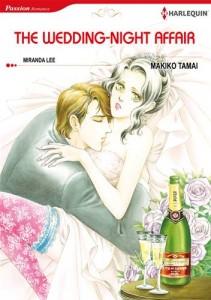 Baixar Wedding-night affair (harlequin comics), the pdf, epub, ebook