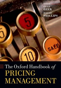 Baixar Oxford handbook of pricing management, the pdf, epub, ebook