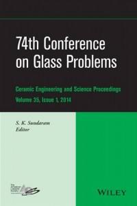 Baixar 74th conference on glass problems pdf, epub, ebook