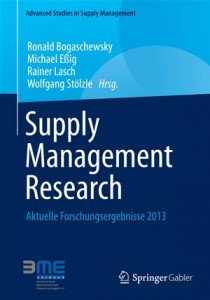 Baixar Supply management research pdf, epub, ebook