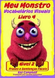 Baixar Meu monstro – vocabulario visual – nivel 2 – pdf, epub, eBook