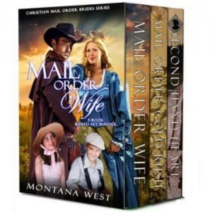 Baixar Mail order wife 3-book boxed set bundle pdf, epub, eBook