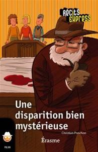 Baixar Disparition bien mysterieuse, une pdf, epub, eBook
