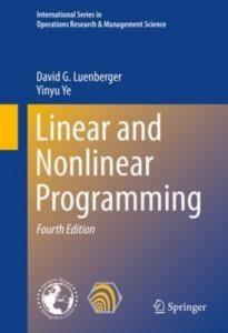 Baixar Linear and nonlinear programming pdf, epub, ebook