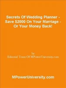 Baixar Secrets of wedding planner – save $2000 on your pdf, epub, eBook