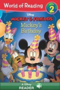 Baixar World of reading mickey & friends: mickey's pdf, epub, eBook
