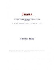 Baixar Juana (webster's german thesaurus edition) pdf, epub, eBook