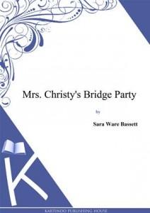 Baixar Mrs. christy's bridge party pdf, epub, eBook