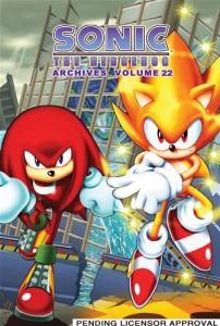 Baixar Sonic the hedgehog archives 22 pdf, epub, eBook