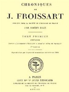 Baixar Chroniques de j. froissart, tome premier, 1re pdf, epub, eBook