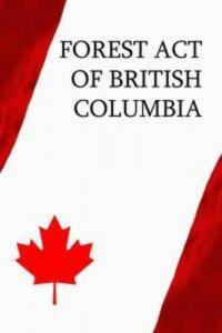 Baixar Forest act of british columbia pdf, epub, ebook