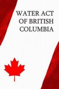 Baixar Water act of british columbia pdf, epub, ebook