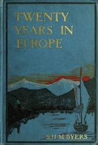 Baixar Twenty years in europe (illustrated) pdf, epub, ebook