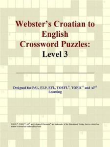 Baixar Webster's croatian to english crossword puzzles: pdf, epub, eBook