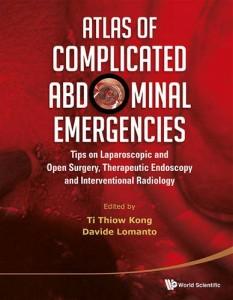 Baixar Atlas of complicated abdominal emergencies pdf, epub, eBook