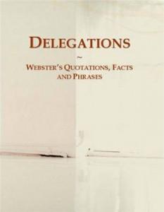 Baixar Delegations: websters quotations, facts and pdf, epub, eBook