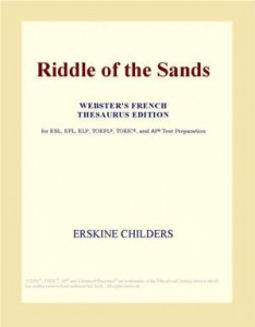 Baixar Riddle of the sands (webster's french thesaurus pdf, epub, ebook