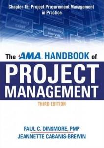 Baixar Ama handbook of project management, chapter pdf, epub, eBook