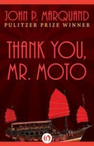Baixar Thank you, mr. moto pdf, epub, ebook