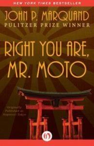 Baixar Right you are, mr. moto pdf, epub, ebook