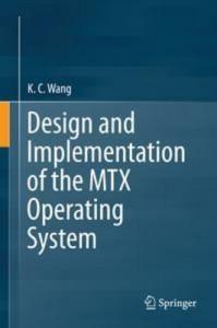 Baixar Design and implementation of the mtx operating pdf, epub, ebook