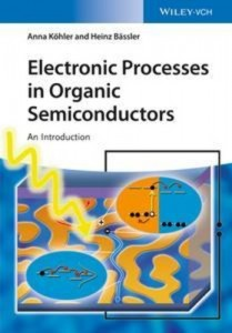 Baixar Electronic processes in organic semiconductors pdf, epub, ebook