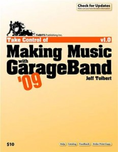 Baixar Take control of making music with garageband '09 pdf, epub, eBook