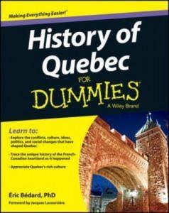 Baixar History of quebec for dummies pdf, epub, ebook